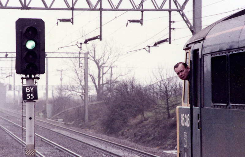 March 1984, Milton Keynes