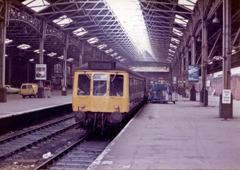 April 1982, Marylebone