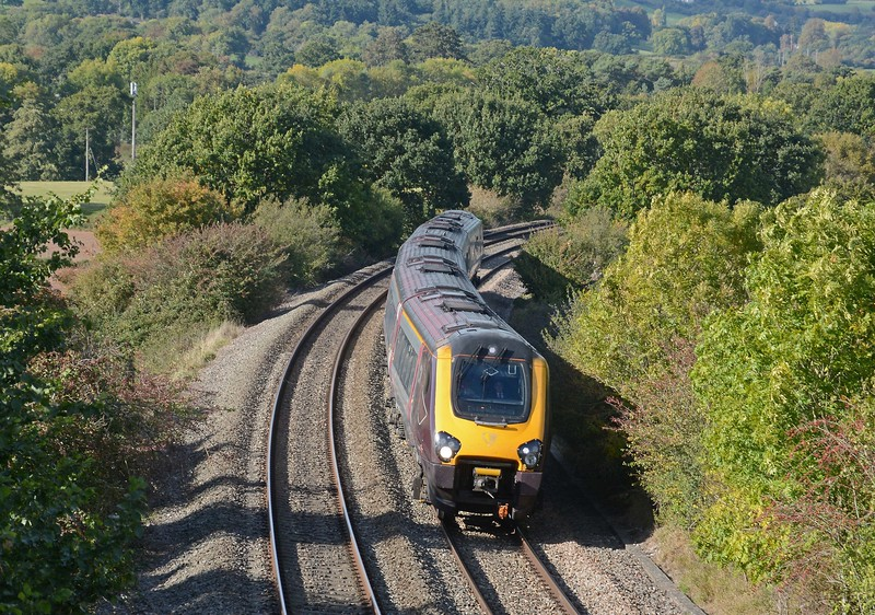 It was followed by a 221 on the 10:35 Newcastle to Penzance (arr 20:54)