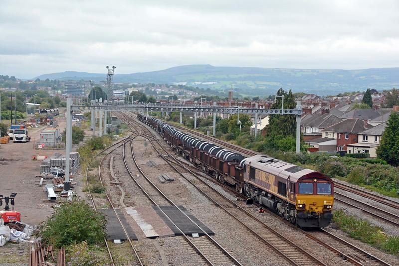Newport, East Usk Yard / Iard Rheilffordd Dwyrain Wysg, Casnewydd