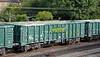 A Freightliner MWA box wagon.