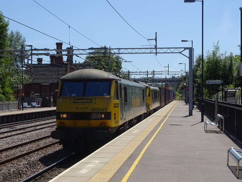 90041 & 90049 - Atherstone