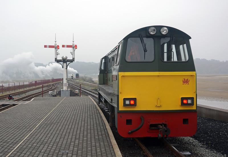Porthmadog - Harbour Station