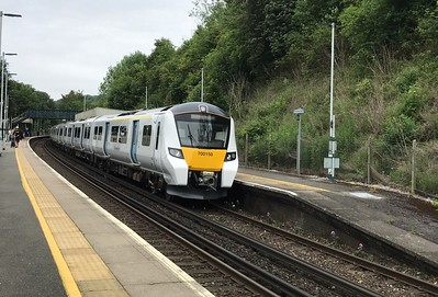 Upper Warlingham to Retford (07-06-2018)
