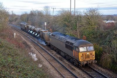 December 1st, Shelwick Junction, Hereford