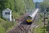 April 30th, Abergavenny station / Gorsaf Y Fenni