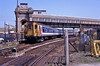 Pulling out of Dover Western Docks platform 3 on the same day is a boat train bound for London Victoria via Ashford and Maidstone East, if the headcode is to be believed.