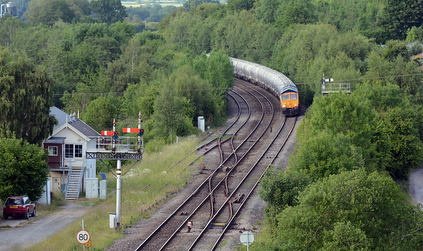 Also held was the following 6V41 loaded cement from Penyffordd to Avonmouth.