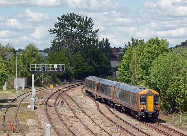 Hereford Station
