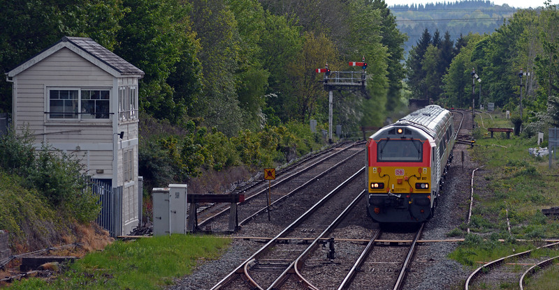Abergavenny Station  / Gorsaf Y Fenni