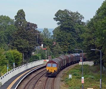 September 8th, Abergavenny Station / Gorsaf Y Fenni