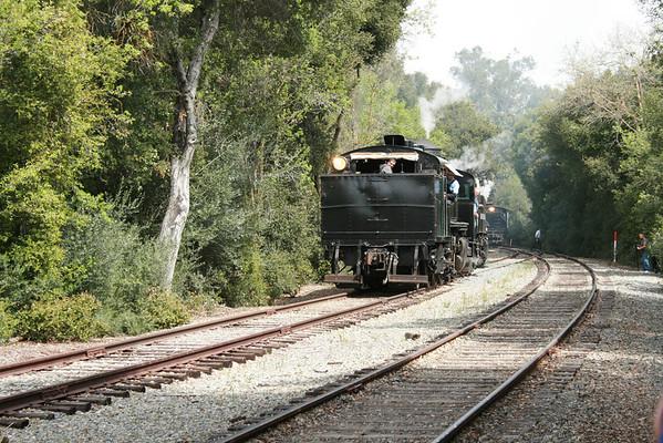 3-20-2010 Niles Canyon Railway presents Steam Fest ll