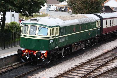 33002 Buckfastleigh 1300 Buckfastleigh - Totnes 30/8/14