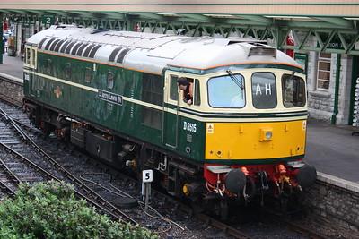 33012 'LT Jenny Lewis RN' Swanage 15/11/14
