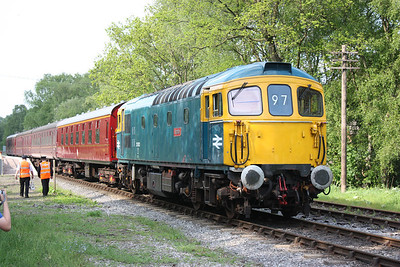 33102 Leekbrook Junction 1625 Froghall - Cheddleton 18/5/14