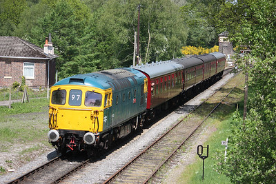 33102 Leekbrook Junction 1210 Froghall - Cheddleton 18/5/14