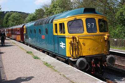33102 Froghall 1422 Cheddleton - Froghall 18/5/14
