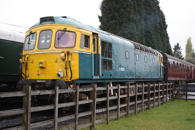 33116 Loughborough 1200 Leicester North - Loughborough 25/4/14