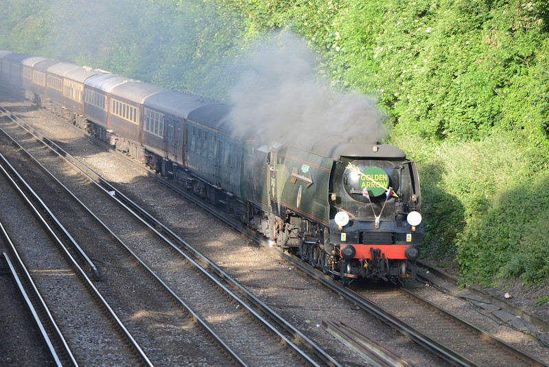 Bickley Jn. 15th June 2013