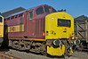 37401 in the sun a few days after arriving at Bo'ness.