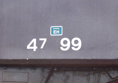 The number one one side of 47799 is deficient in one digit.