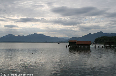 2 september 2011. Chiemsee.
