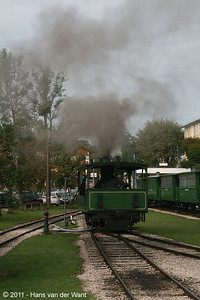 2 september 2011. Chiemsee Bahn, Prien.