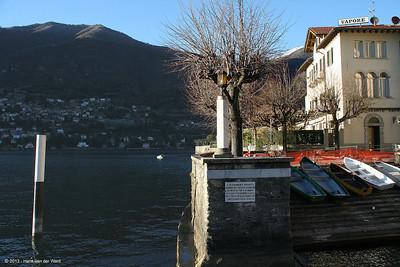 21 march 2013, Lago di Como.