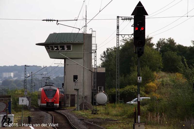 18 September 2015. Wuppertal-Vohwinkel.