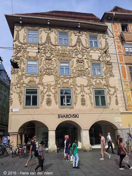 Graz citycenter.