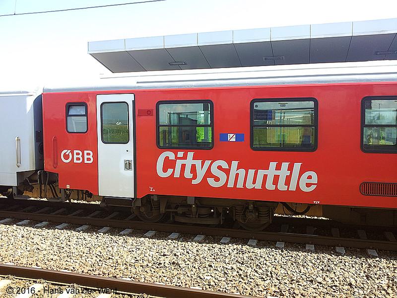 Cityshuttle from Graz Flughafen to Graz Hbf