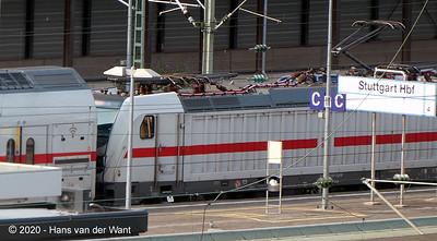 Stuttgart railwaystation.