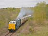 55007 ( 55022 ) passing Snab with 15:35 Bo'ness to Manuel.<br /> 1st may 2016.