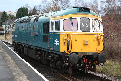 33109 'Captain Bill Smith RNR' Heywood 15/2/14