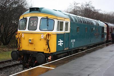 33109 'Captain Bill Smith RNR' Rawtenstall 1245 Rawtenstall - Heywood 15/2/14
