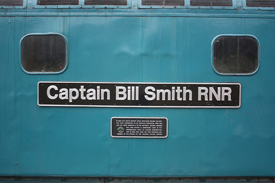 33109 'Captain Bill Smith RNR' 15/2/14