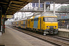 7857 waits time at Dordrecht. 10th June 2004.
