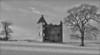 Spooky castle.