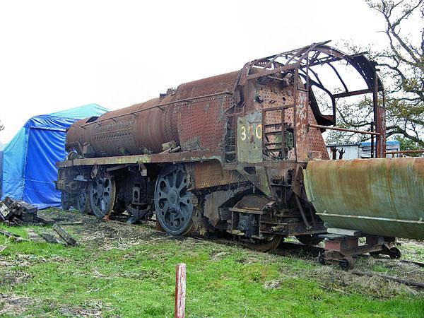35011 'General Steam Navigation' WIP - AJR Birch & Son