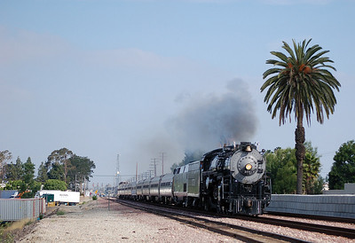 ATSF 3751 Excursion to San Diego
