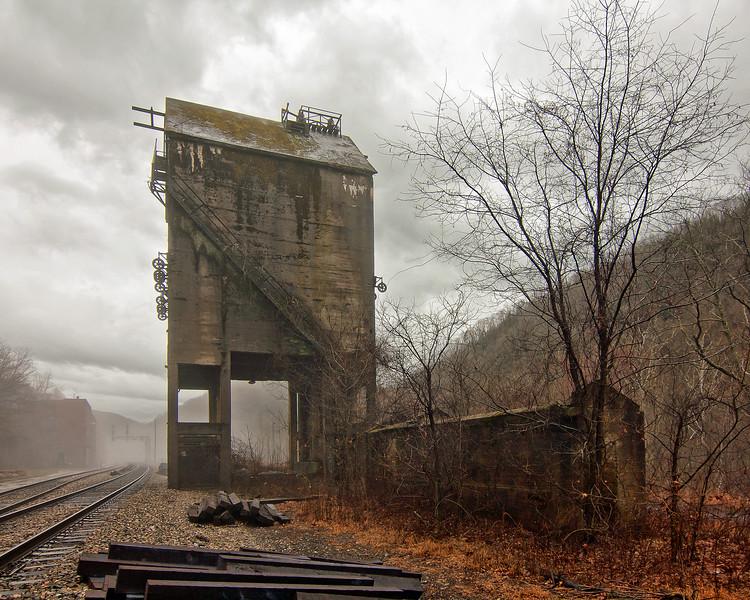 Fairbanks-Morse Coaling Tower