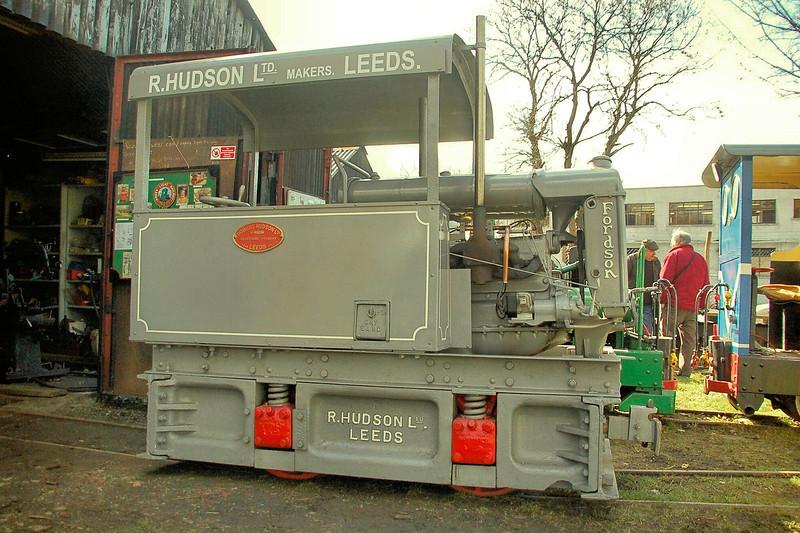 39924 (8) Hudson 4wPM - Abbey Light Railway 14.03.10  Mick Tick
