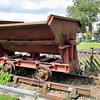Side Tipping Skip Abbey Pumping Station