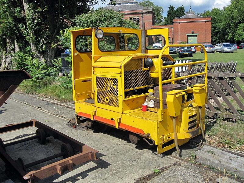 8740B 'Daffodil' Simplex 4wDM - Abbey Pumping Station