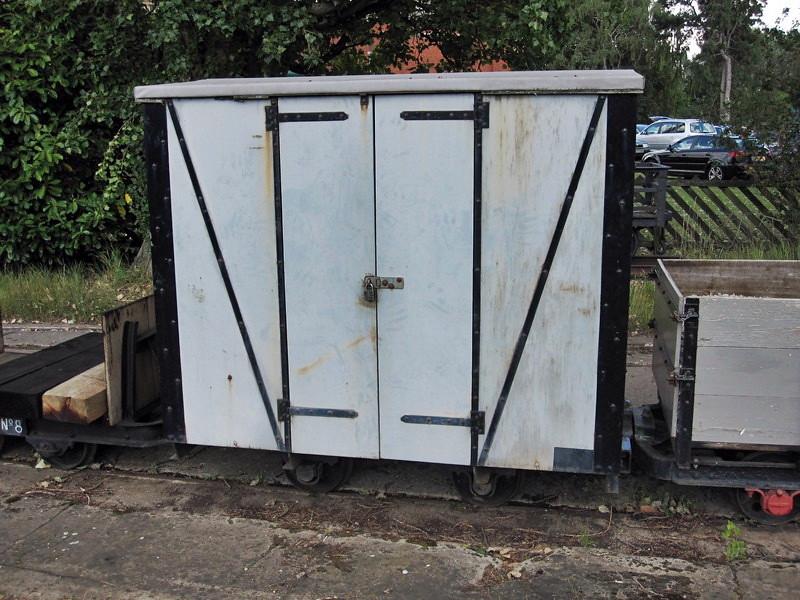 No No. Non Vent Van Ply - Abbey Pumping Station
