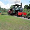 2087 'Leonard' w Bagnall 0-4-0ST - Abbey Pumping Station