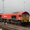 59206 John F Yeoman - Rail Pioneer - Acton Main Line - 4 December  2018