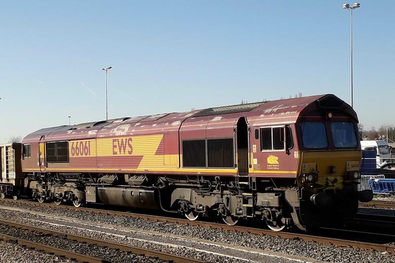 66061 - Acton Main Line - 15 February 2019