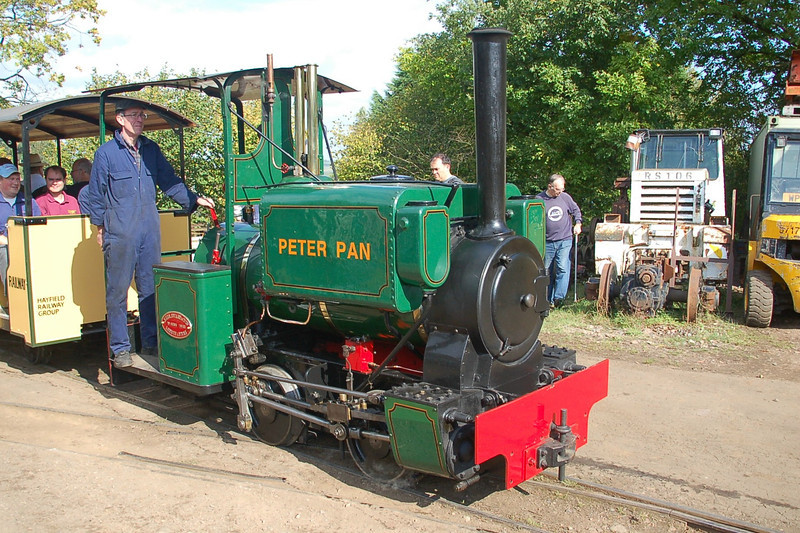 KS 4256 Peter Pan - Alan Keef Ltd, Ross-on-Wye - 24 September 2011