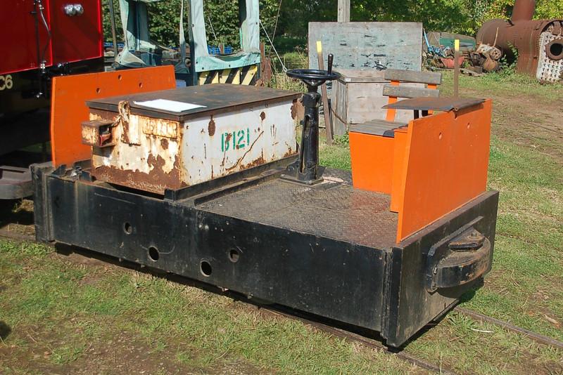 WR 1393 Batty - Alan Keef Ltd, Ross-on-Wye - 24 September 2011